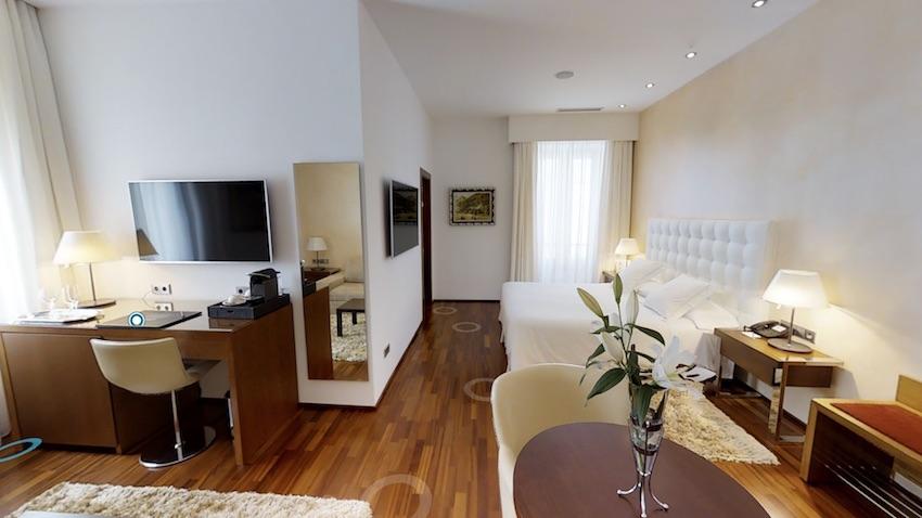 Fotografía 3D de hoteles para aumentar las reservas